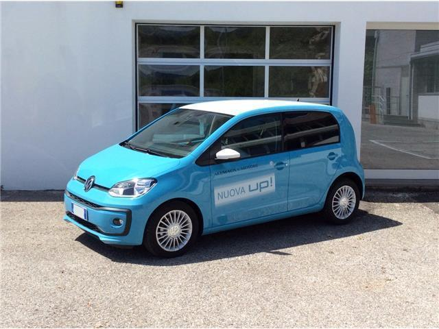 sold vw up 1 0 60 cv move 5 porte used cars for sale autouncle