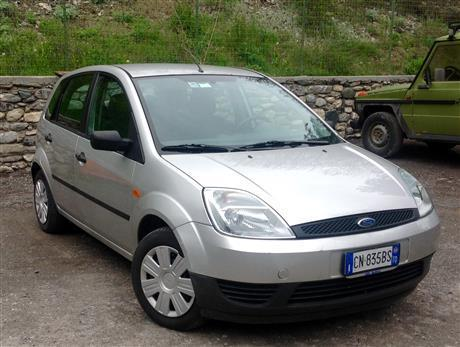 sold ford fiesta 5 serie 1 4 t used cars for sale autouncle. Black Bedroom Furniture Sets. Home Design Ideas