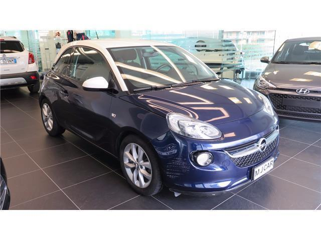 sold opel adam 1 2 70 cv glam used cars for sale autouncle. Black Bedroom Furniture Sets. Home Design Ideas