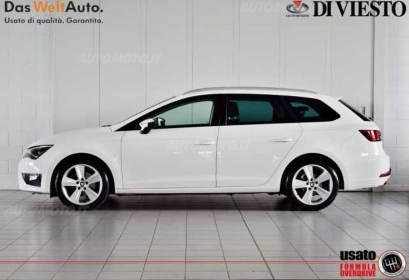 sold seat leon st 2 0 tdi 150 cv s used cars for sale autouncle. Black Bedroom Furniture Sets. Home Design Ideas