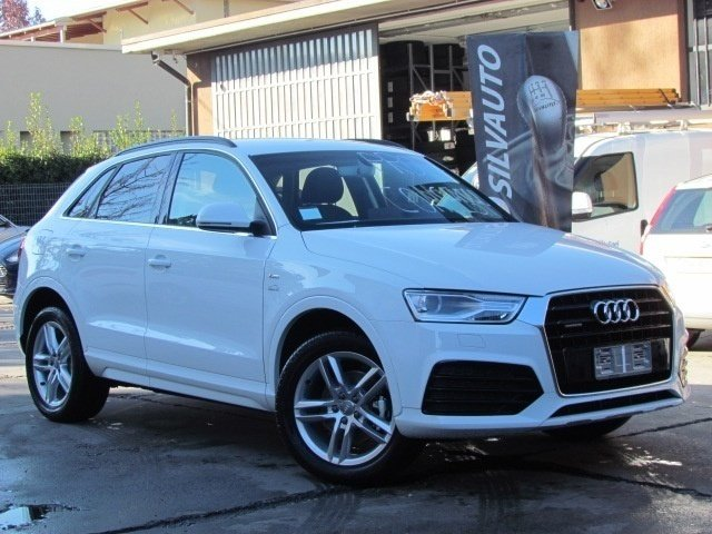 sold audi q3 2 0 tdi s tronic busi used cars for sale autouncle. Black Bedroom Furniture Sets. Home Design Ideas