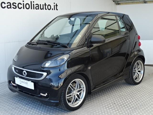 venduto smart fortwo cabrio 1000 75 k auto usate in vendita. Black Bedroom Furniture Sets. Home Design Ideas
