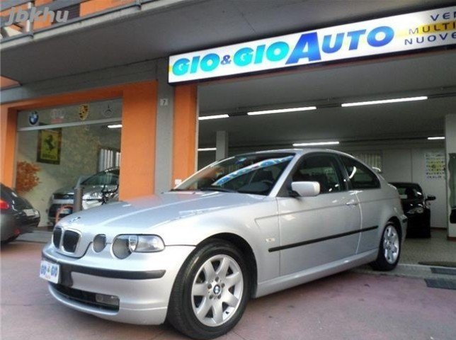 sold bmw 318 compact td cat comfort used cars for sale autouncle. Black Bedroom Furniture Sets. Home Design Ideas