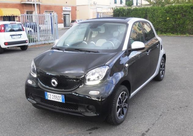 sold smart forfour cabrio 1 0 71cv used cars for sale autouncle. Black Bedroom Furniture Sets. Home Design Ideas