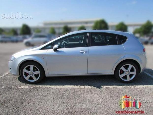 Sold Seat Leon 2 0 16v Tdi Stylance Used Cars For Sale