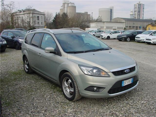 sold ford focus titanium sw 2 0 be used cars for sale. Black Bedroom Furniture Sets. Home Design Ideas