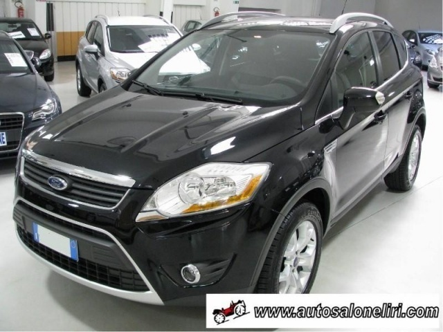usato 2011 ford kuga 2 0 diesel roma rm. Black Bedroom Furniture Sets. Home Design Ideas