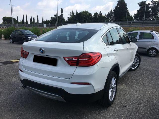 Venduto BMW X4 xDrive20d xLine - auto usate in vendita