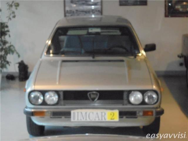 Sold Lancia Beta Hpe 1600 Benzina Used Cars For Sale