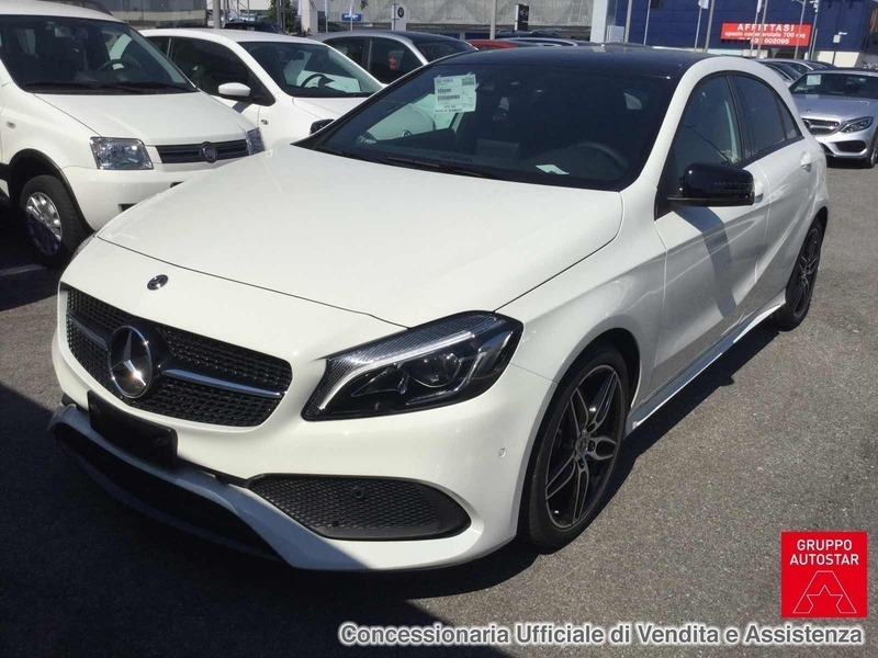 sold mercedes a220 classe ad autom used cars for sale autouncle. Black Bedroom Furniture Sets. Home Design Ideas
