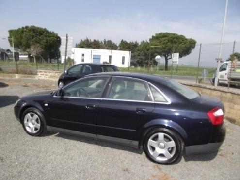 Venduto audi a4 berlina 1 9 tdi 130cv auto usate in vendita for Lunghezza audi a4 berlina