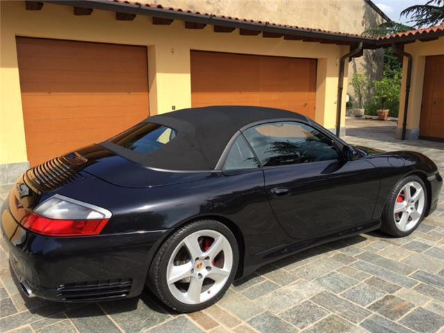 sold porsche 996 cabrio 4s used cars for sale autouncle. Black Bedroom Furniture Sets. Home Design Ideas