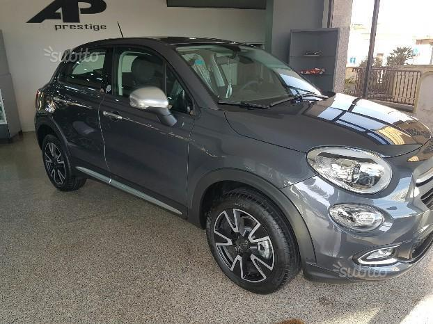 sold fiat 500x mirror used cars for sale autouncle. Black Bedroom Furniture Sets. Home Design Ideas