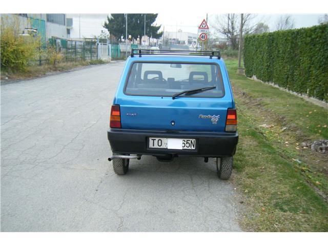 Venduto fiat panda 4x4 panda sisley auto usate in vendita for Fiat panda 4x4 sisley usata