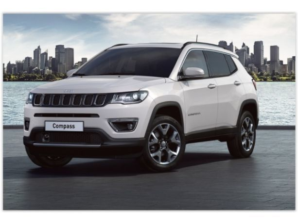 Sold Jeep Compass 1 6 Multijet Ii Used Cars For Sale