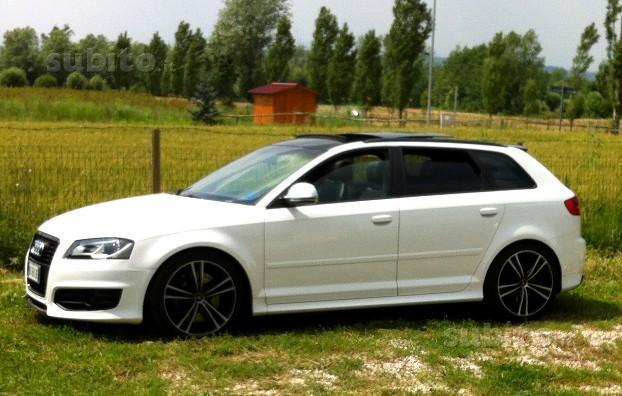 sold audi s3 sportback 8p used cars for sale autouncle. Black Bedroom Furniture Sets. Home Design Ideas