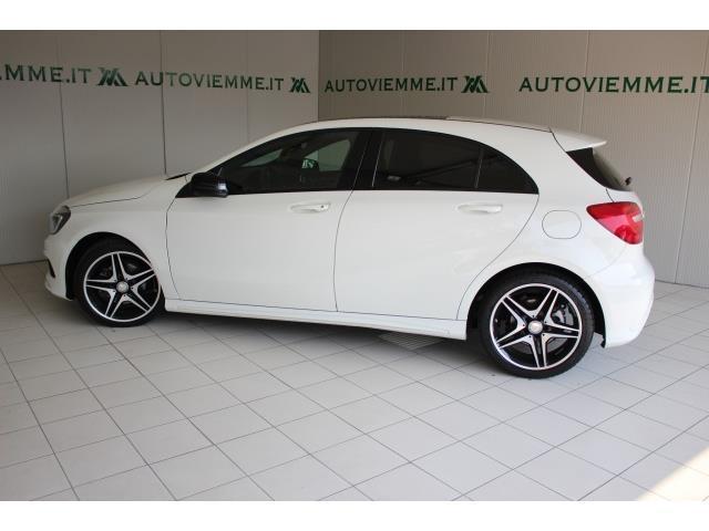 gebraucht Mercedes A180 CDI Premium AMG Line