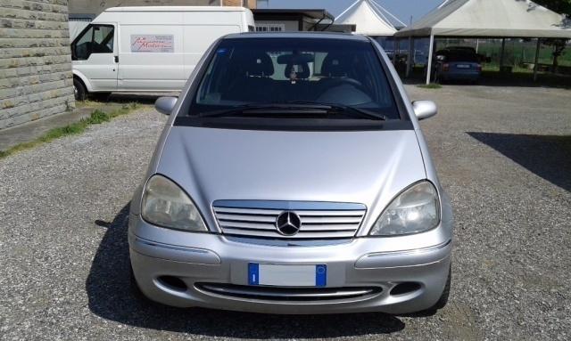 sold mercedes a160 avantgarde gpl . - used cars for sale - autouncle