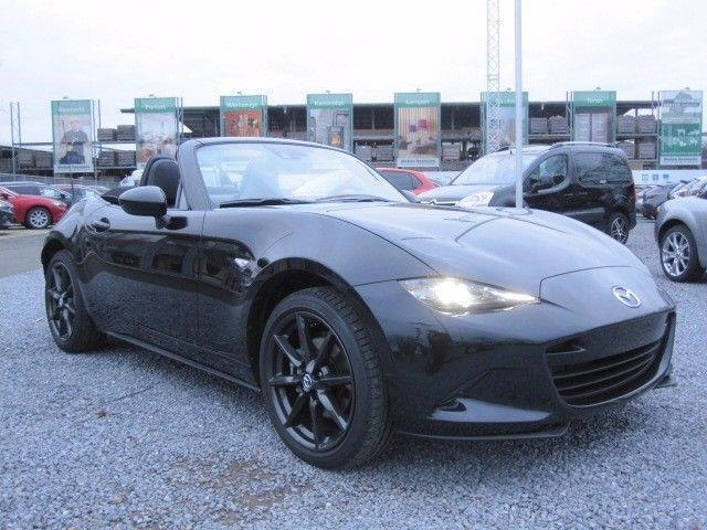 usato cabrio 160 cv nuovo modello mazda mx5 2015 km in roma rm. Black Bedroom Furniture Sets. Home Design Ideas