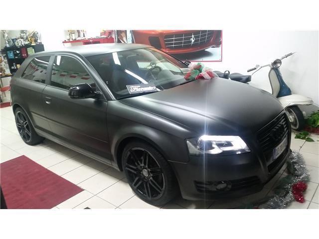 Audi a3 sportback s line prezzo usato 13