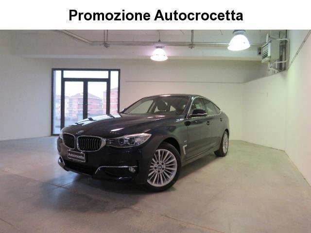 gebraucht BMW 320 Gran Turismo d Luxury