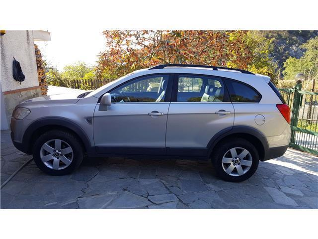 Sold Chevrolet Captiva 2 0 Vcdi 2wd Used Cars For Sale