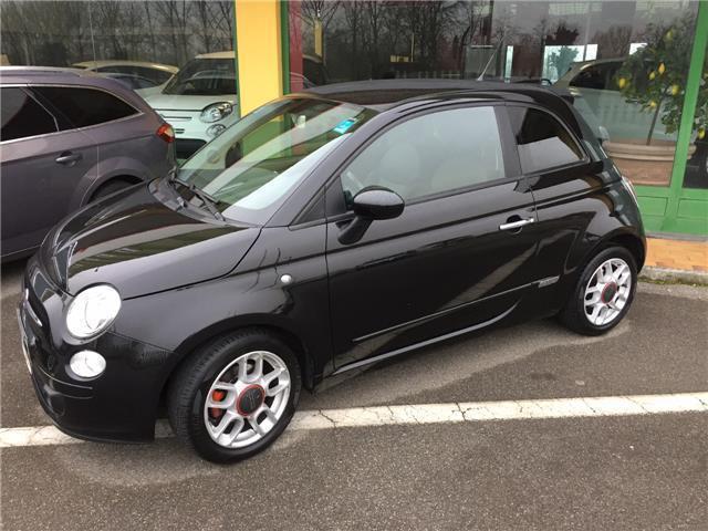 sold fiat 500 1 4 16v sport gpl used cars for sale autouncle. Black Bedroom Furniture Sets. Home Design Ideas