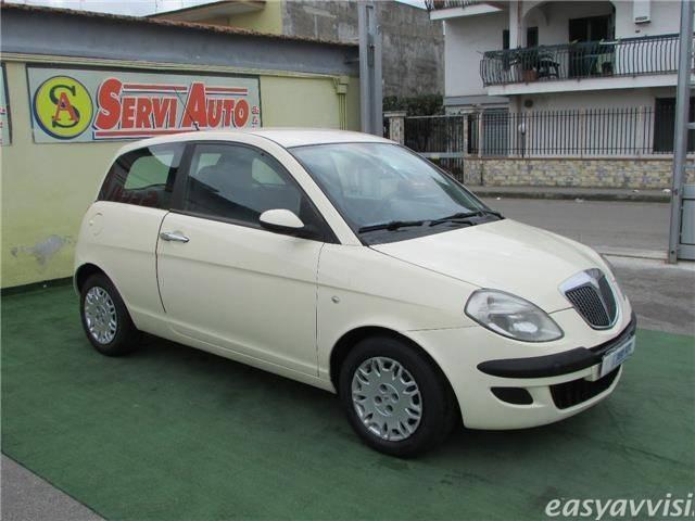 venduto lancia ypsilon 1.2 16v argent. - auto usate in vendita