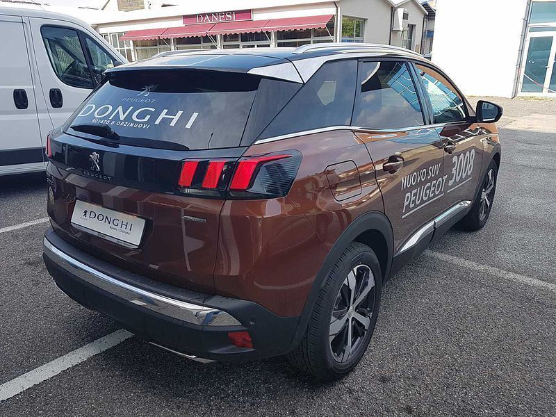 sold peugeot 3008 gt line cambio m used cars for sale autouncle. Black Bedroom Furniture Sets. Home Design Ideas