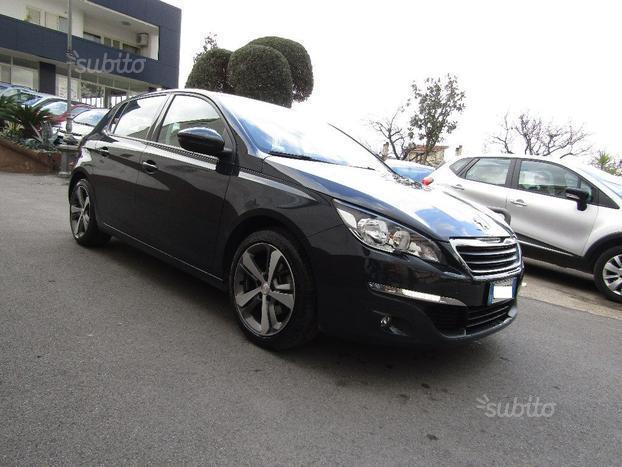 Sold peugeot 308 1 6 e hdi 115 cv used cars for sale for Bianco arredamenti somma vesuviana