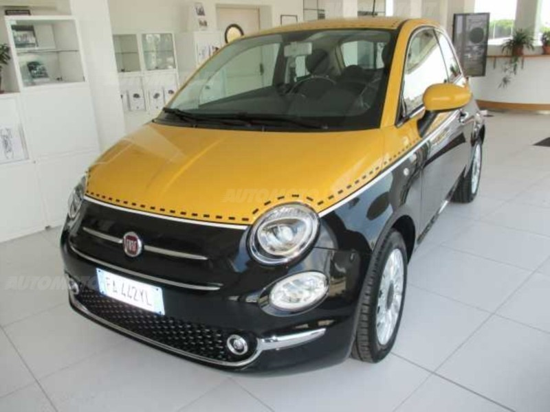 sold fiat 500 1 2 lounge used cars for sale autouncle. Black Bedroom Furniture Sets. Home Design Ideas