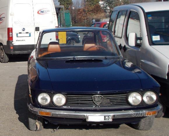 venduto lancia fulvia coupé 3^ serie . - auto usate in vendita