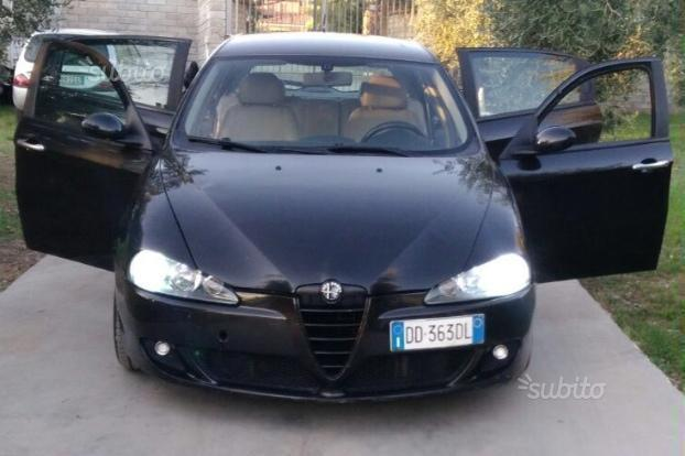 sold alfa romeo 147 jtdm 150cv ass used cars for sale autouncle. Black Bedroom Furniture Sets. Home Design Ideas