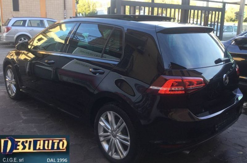 sold vw golf vii highline 1 4 tsi used cars for sale autouncle. Black Bedroom Furniture Sets. Home Design Ideas