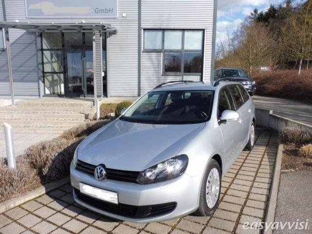 usata VW Golf Variant 1.6 TDI 105 CV Comfortline