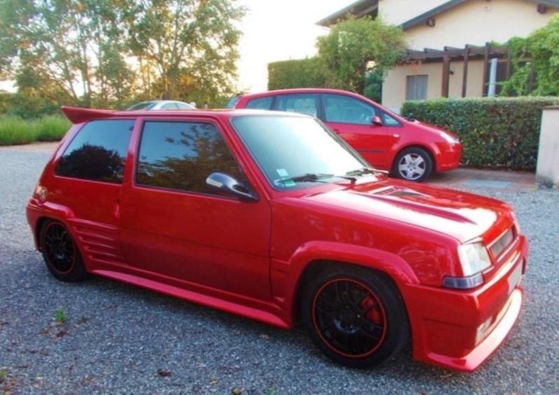 sold renault r5 super 5 gt turbo m used cars for sale autouncle. Black Bedroom Furniture Sets. Home Design Ideas