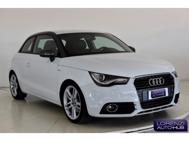 sold audi a1 1 6 tdi 105 cv s line used cars for sale autouncle. Black Bedroom Furniture Sets. Home Design Ideas