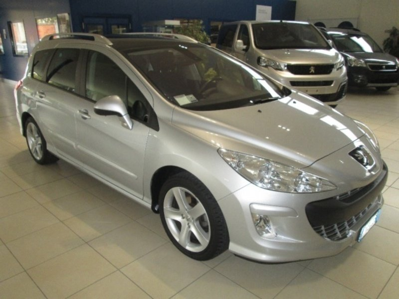 sold peugeot 308 1 6 hdi 110cv sw used cars for sale autouncle. Black Bedroom Furniture Sets. Home Design Ideas