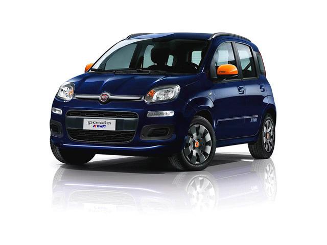 gebraucht Fiat Panda 1.2 Easy 69cv
