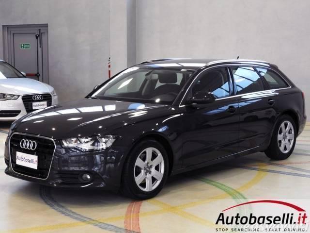 usata Audi A6 3.0 V6 TDI QUATTRO S-TRONIC