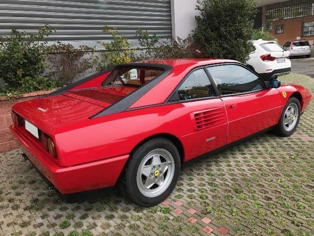 usato 3 4 t 300 cv asi coupe 39 ferrari mondial 1989 km in brusnengo bi. Black Bedroom Furniture Sets. Home Design Ideas