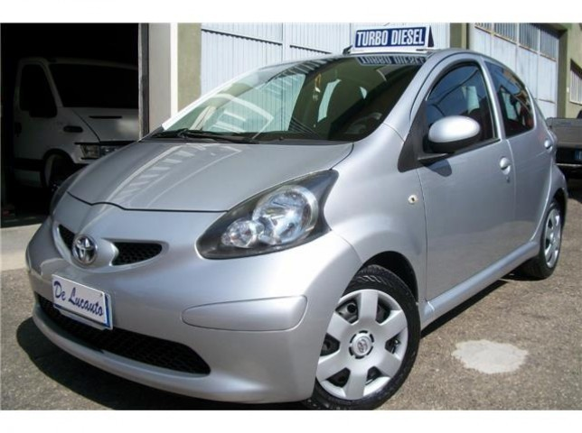 sold toyota aygo 1 4 turbodiesel d used cars for sale autouncle. Black Bedroom Furniture Sets. Home Design Ideas