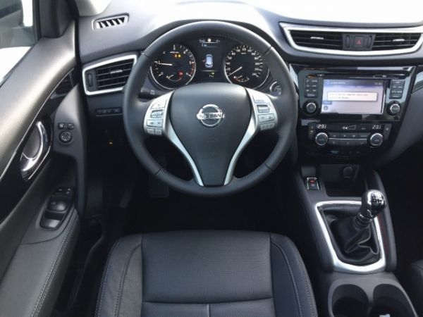 Sold nissan qashqai 1 5 dci tekna used cars for sale for Interno qashqai