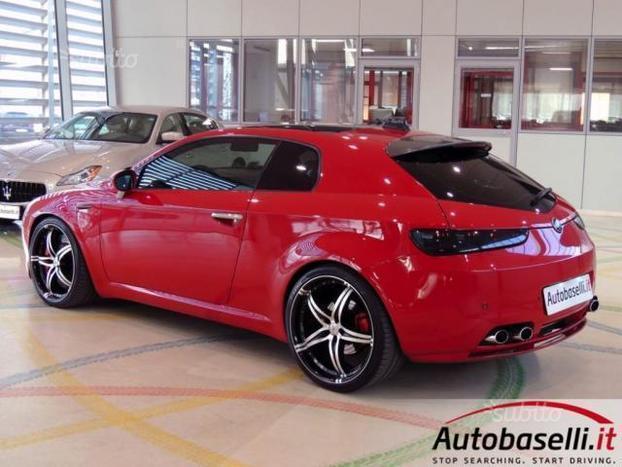 venduto alfa romeo brera 2 4 jtd m tu auto usate in vendita. Black Bedroom Furniture Sets. Home Design Ideas