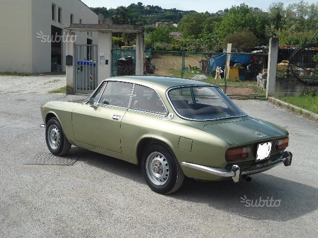 Alfa romeo gt veloce 2000 anno 1972 5