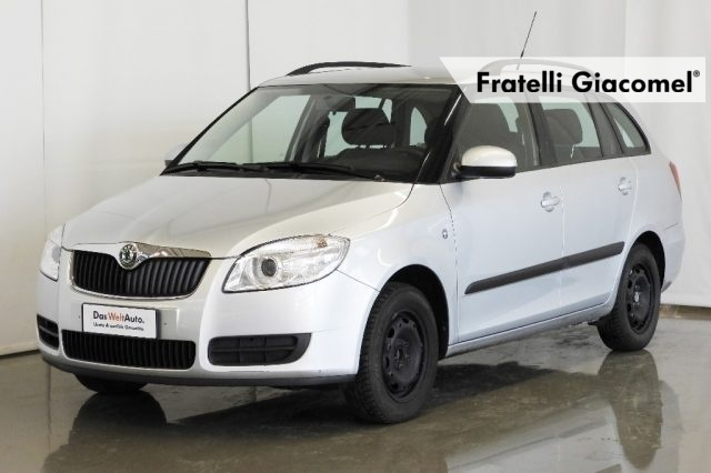 sold skoda fabia 1 2 12v 70cv wago used cars for sale. Black Bedroom Furniture Sets. Home Design Ideas