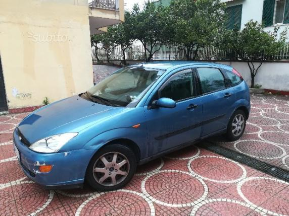 sold ford focus 1 8 diesel 2001 used cars for sale autouncle. Black Bedroom Furniture Sets. Home Design Ideas