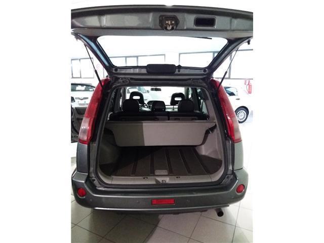 sold nissan x trail 2 2 dci elegan used cars for sale. Black Bedroom Furniture Sets. Home Design Ideas