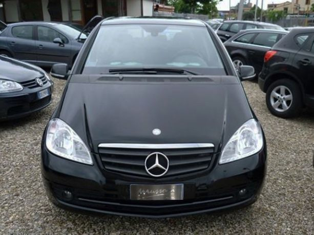 sold mercedes a160 benzina-gpl - used cars for sale - autouncle