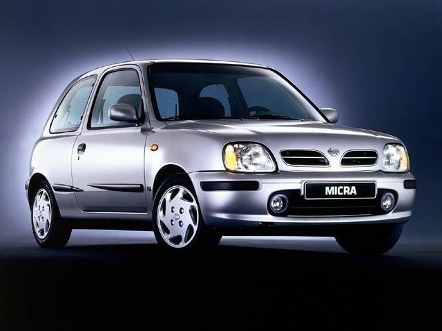 usata Nissan Micra 1.0i 16V cat 3 porte